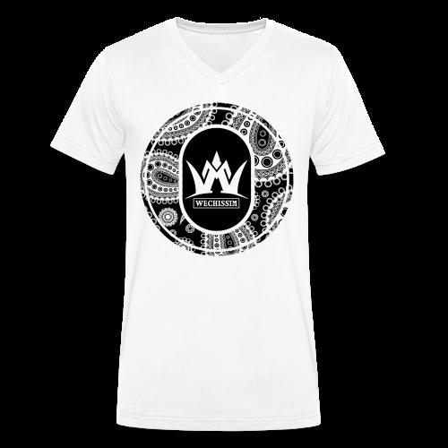 T shirt col V Wechissim - T-shirt bio col V Stanley & Stella Homme