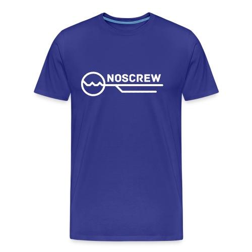 T-Shirt Graphique NoScrew - T-shirt Premium Homme