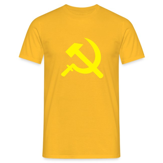 HAMMER AND SICKLE TEE