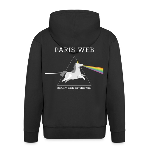 The bright side of the web - Sweet Homme - Veste à capuche Premium Homme