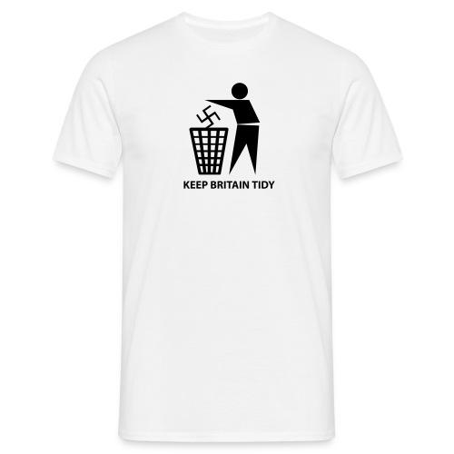 BIN SWASTIKA TEE - Men's T-Shirt