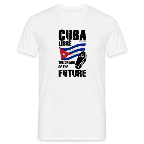 CUBA - FUTURE TEE - Men's T-Shirt