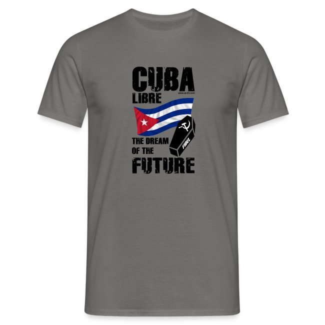 CUBA - FUTURE TEE