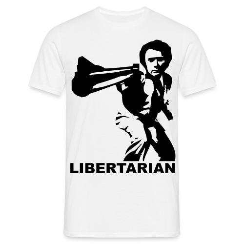 T-Shirt Libertarian (Sonderpreis) - Männer T-Shirt