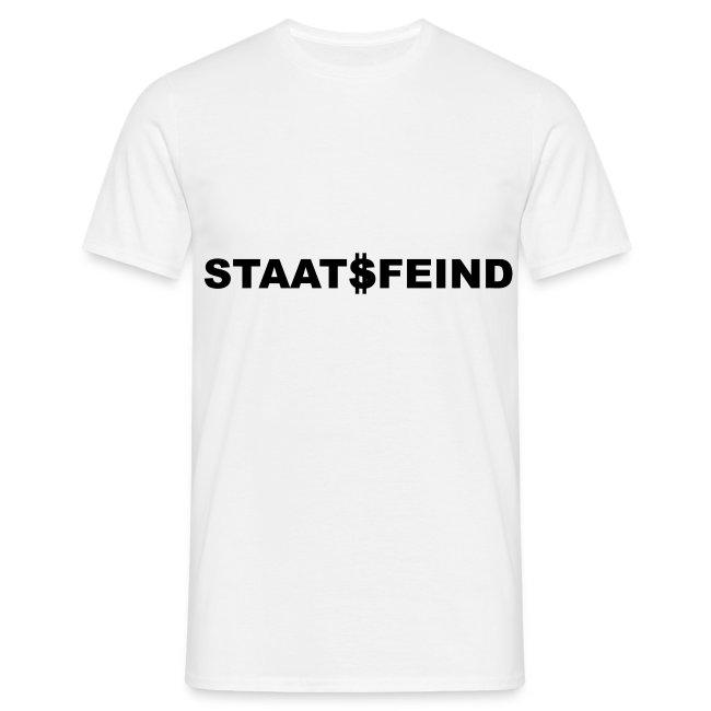 T-Shirt Staatsfeind