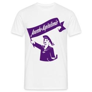 T-Shirt AnaKap - Männer T-Shirt
