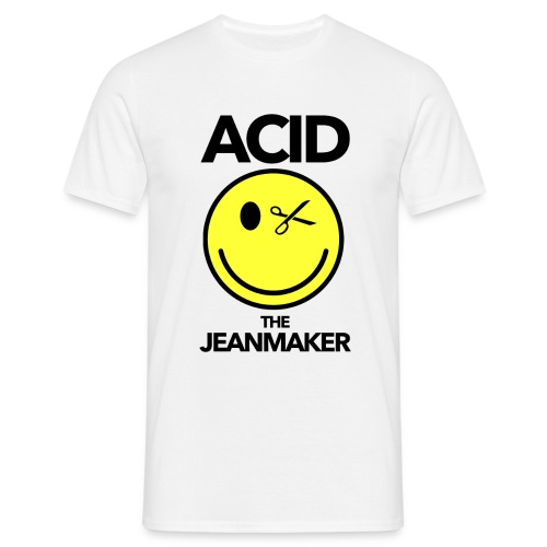 ACID-T - Mannen T-shirt