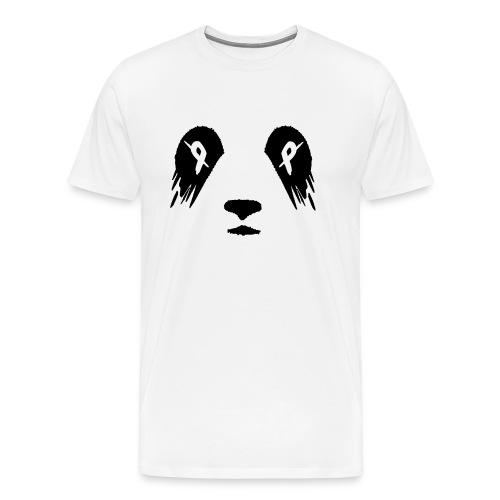 White Tee - Men's Premium T-Shirt
