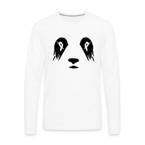 White Longsleeve - Men's Premium Longsleeve Shirt