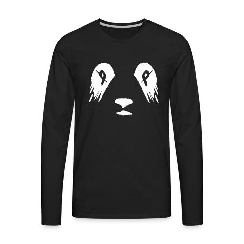 Black Longsleeve - Men's Premium Longsleeve Shirt