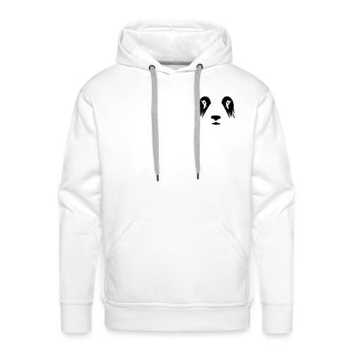 White Hoodie - Men's Premium Hoodie