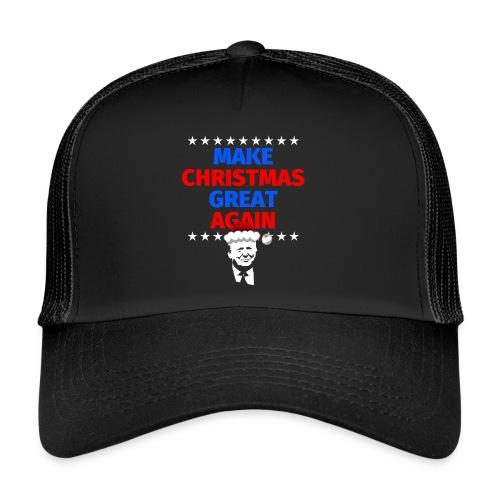 Make Christmas Great Again! - Trucker Cap