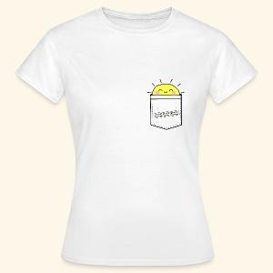 Emergency Pocket Of Sunshine (Female) - Women's T-Shirt