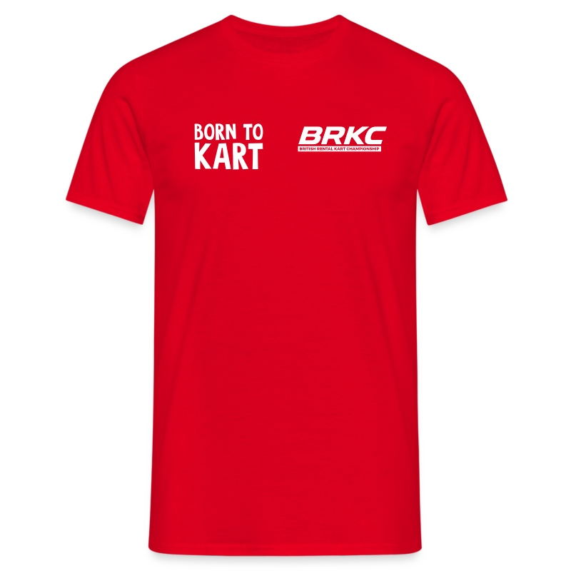 I Love Karting T-Shirt - Men's T-Shirt