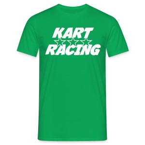 Kart Racing T-Shirt - Men's T-Shirt