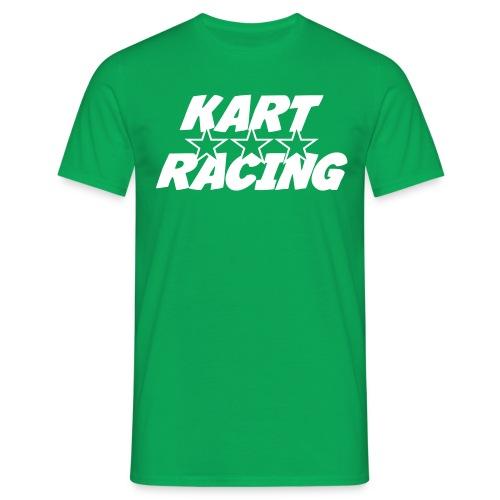 Kart Racing T-Shirt - Men's T-Shirt