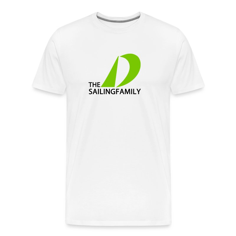 TheSailingFamily-logo - Men's Premium T-Shirt