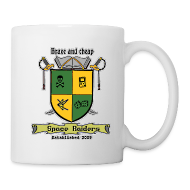 Mugs & Drinkware ~ Mug ~ space raiders commemorative mug
