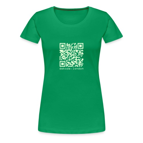This Is Not Terrorist Information - Women's Premium T-Shirt