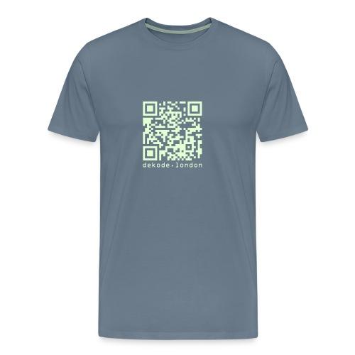 I Am A Number Not A Person - Men's Premium T-Shirt