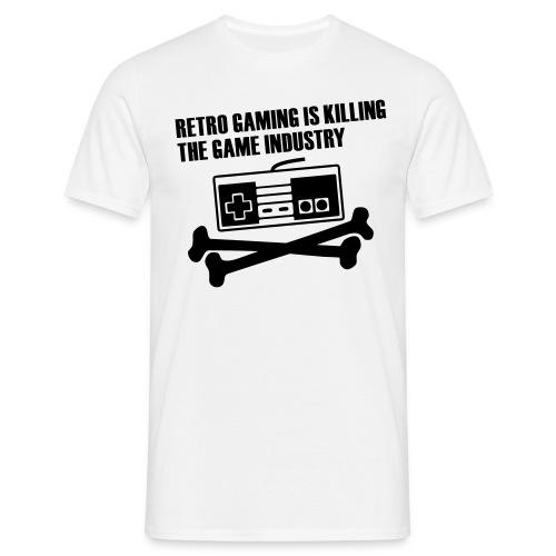 8-bitar - T-shirt herr