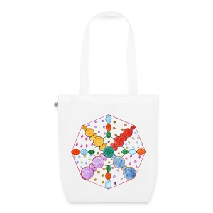 Simply Beauty organic cotton tote bag - Borsa ecologica in tessuto