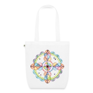 Creativity Harmony organic cotton t-shirt - Borsa ecologica in tessuto