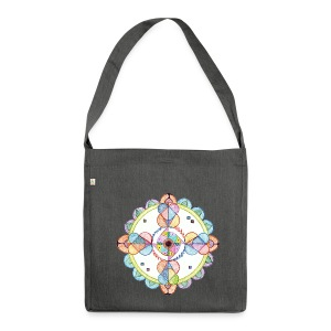 Creativity Harmony organic cotton t-shirt - Borsa in materiale riciclato