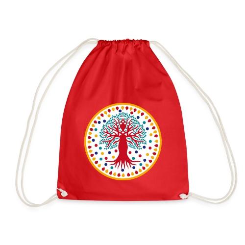Albero dei Talenti cotton backpack - Sacca sportiva