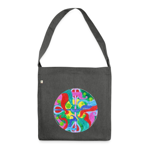 Creativity Balance organic cotton bag - Borsa in materiale riciclato