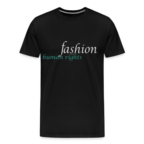 fashion for human rights - Männer Premium T-Shirt