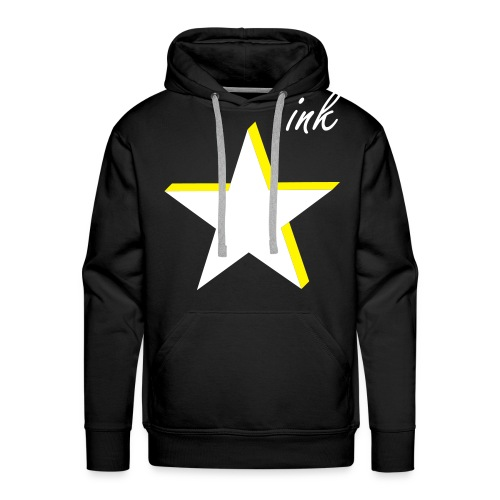ink star genser - Premium hettegenser for menn