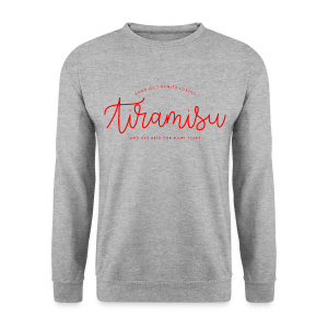 Tiramisu - Sweat-shirt - Sweat-shirt Homme