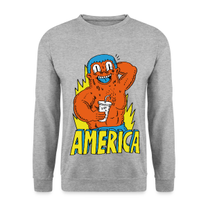 America - Sweat-shirt - Sweat-shirt Homme