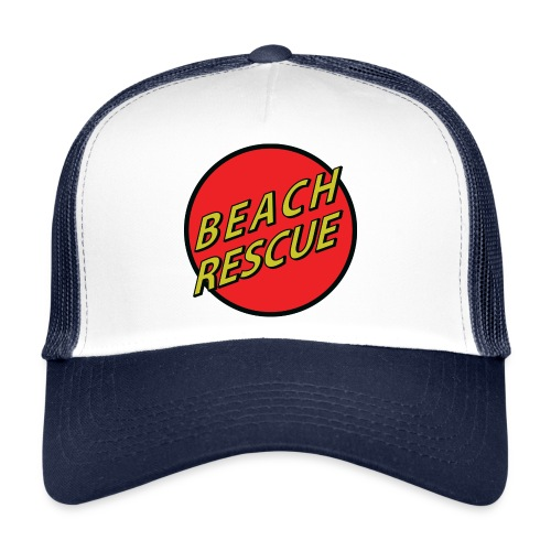 Casquette beach rescue - Trucker Cap