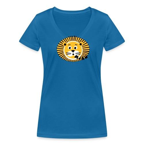 LEJON T-shirts - Ekologisk T-shirt med V-ringning dam från Stanley & Stella