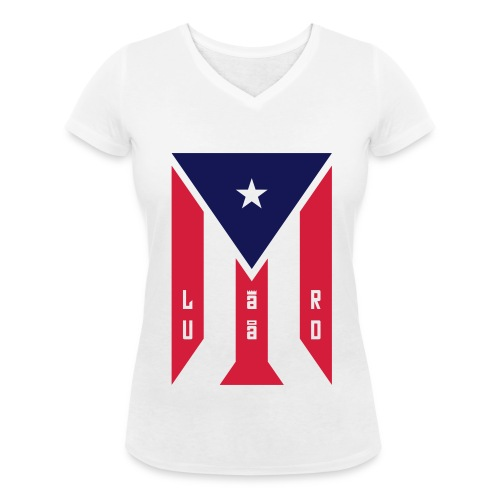 5 - T-shirt bio col V Stanley & Stella Femme