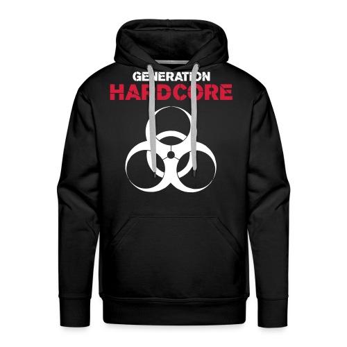 hc sweater - Mannen Premium hoodie