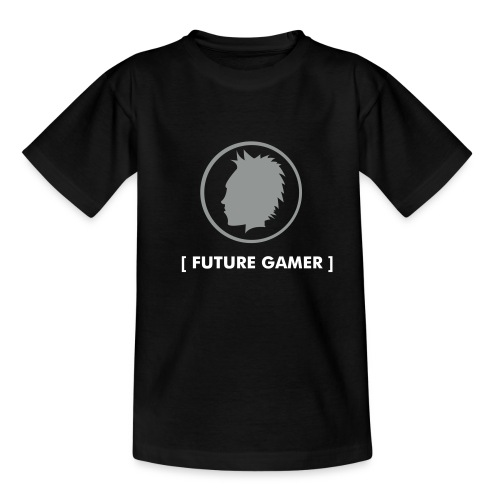 [ Future Gamer ] - Teenage T-Shirt