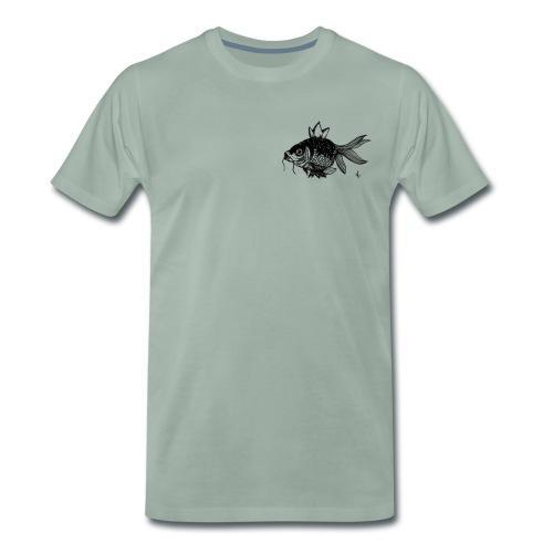 コイキング - Magicarpe - Men's Premium T-Shirt