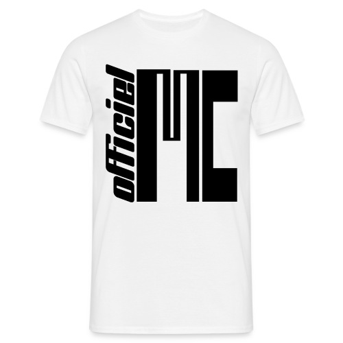 Officiel MC - T-shirt Homme