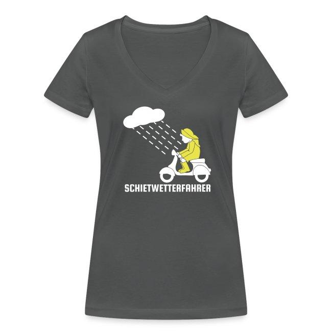 Schietwetterfahrer Frauen Shirt