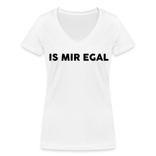 Frauen Bio-T-Shirt mit V-Ausschnitt von Stanley & Stella - IS MIR EGAL Frauen T-Shirt