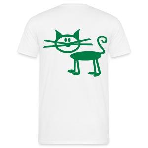 Basisshirt - Mannen T-shirt