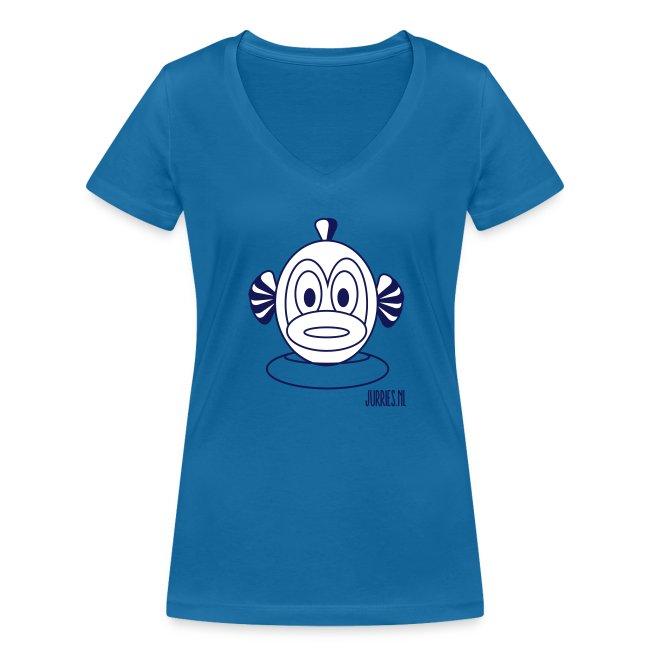 Vrouwen t-shirt Finne