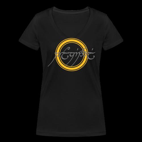 T-shirt Femme Col V - T-shirt bio col V Stanley & Stella Femme