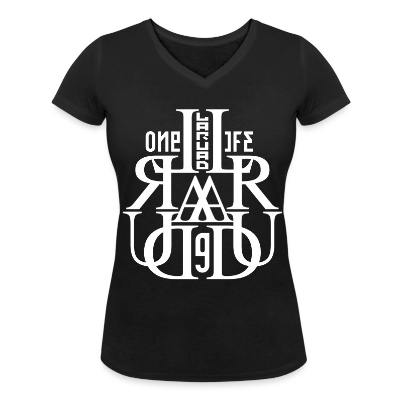 17 - T-shirt bio col V Stanley & Stella Femme