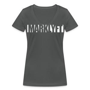 Marklyft T-shirt med V-ringning Dam - Ekologisk T-shirt med V-ringning dam från Stanley & Stella