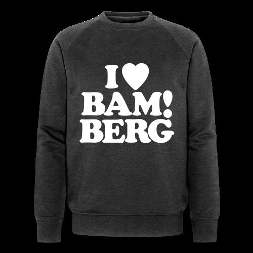 BAM!berg - Klassisches Herren Sweatshirt - BIO Baumwolle - #BAM!berg - Männer Bio-Sweatshirt von Stanley & Stella