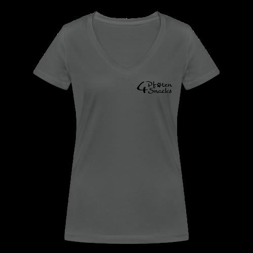 Tshirt Damen V-Ausschnitt M - Frauen Bio-T-Shirt mit V-Ausschnitt von Stanley & Stella